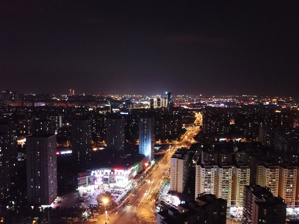 站得高,看更好的夜景-赞库小轩